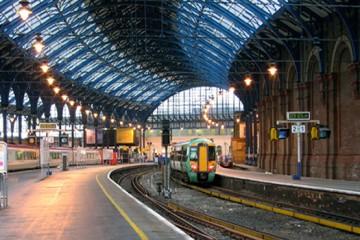 Picture of Brighton Train Station