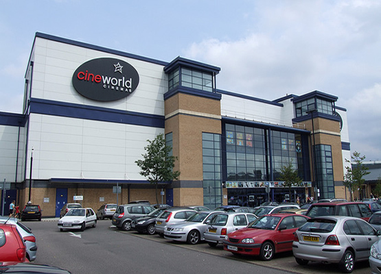 Picture of Cineworld Crawley