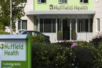 Picture of Nuffield Heath Hospital Tunbridge Wells